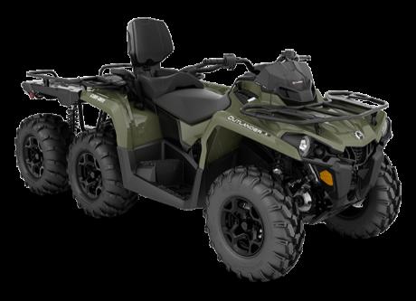 2020 Can-Am Outlander MAX 6x6 DPS 450