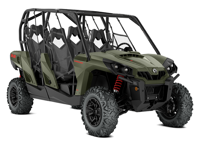 Can-Am Commander MAX DPS 2020