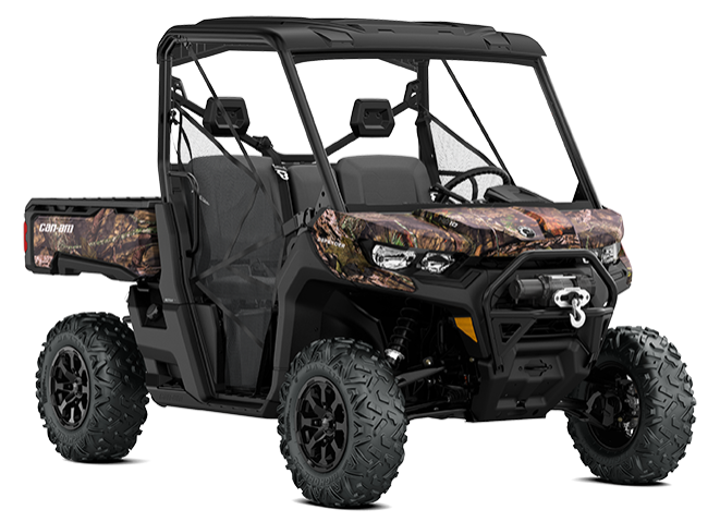 2020 Can-Am Defender Mossy Oak Edition