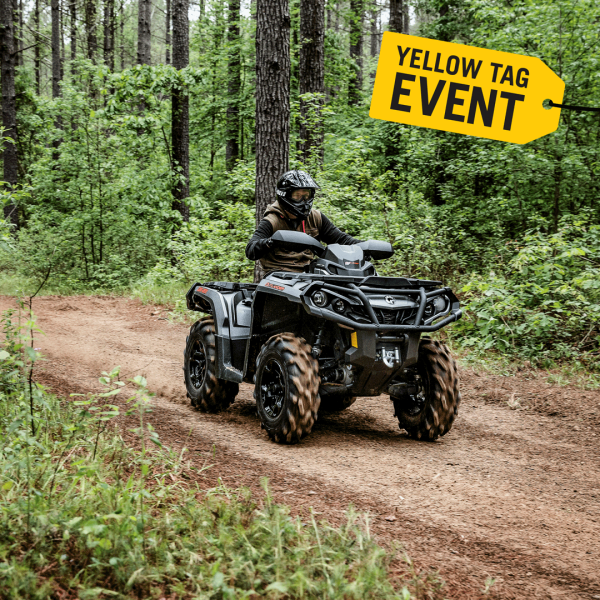 Yellow tag event