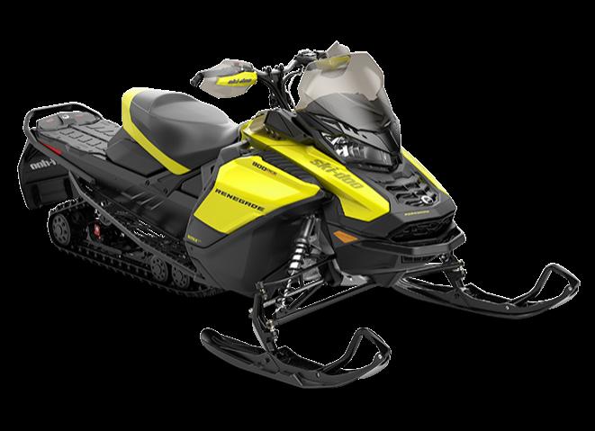 2021 Ski-Doo Renegade Adrenaline