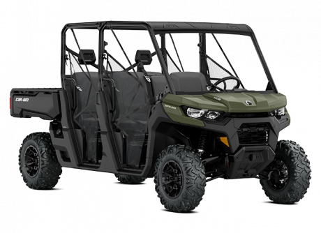 Can-Am DEFENDER MAX 2021