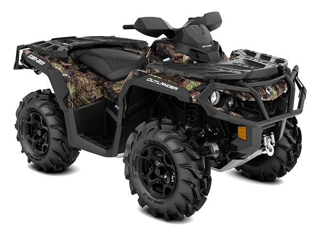 Can-Am OUTLANDER MOSSY OAK EDITION 2021
