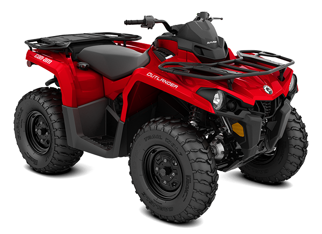 Can-Am OUTLANDER 450 / 570 2021