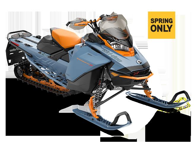 2022 Ski-Doo Backcountry X